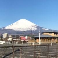 富士の裾野へ。