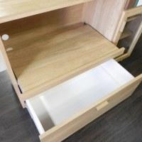 天然素材のおしゃれなキッチンカウンター「GART PT120」入荷。
