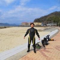 初めてのダイビング☆(広島 ダイビング)