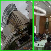 11月20日 関西大学混声合唱団ひびき創団55周年記念パーティー
