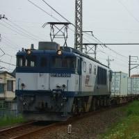 2017年6月27日  新金貨物線   EF64-1036 1094レ