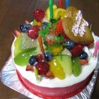 次女6歳の誕生日