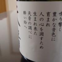 本日のお酒