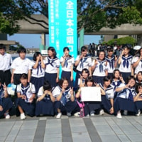 鳴門中学校合唱団