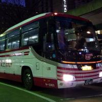 京阪バス H-3980