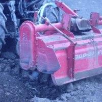 農機具は土を耕す重要な機材です