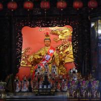 冬の台南高雄旅行 24 高雄の朝食と三鳳宮