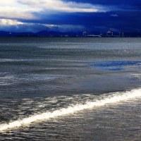 雨上がりの海 その2