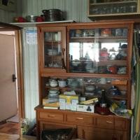 熊本市 公費解体前の不用品処分‼️洋服食器小物家具他の廃棄処分賜ります。