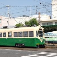 阪堺電車505号 金太郎塗装再び !!