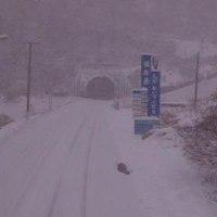 福井はもう雪