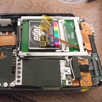 CF�ˤ��VAIO TypeU (UX50)��SSD��(4)������16GB CF�˴�����
