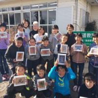 6年生のための刻字教室 開催しました♪