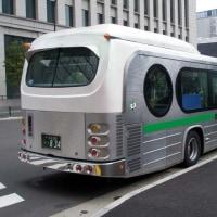 観光路線バス 「東京→夢の下町」