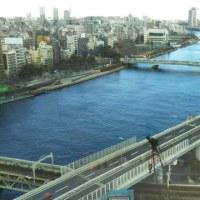 墨田区役所16階からの素晴らしい景色と環境パフォーマンス