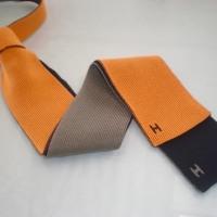 HERMESのknit tie