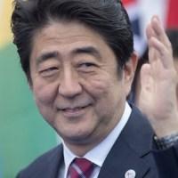 安倍首相、G7サミットへ出発 対北朝鮮「議論をリードしたい」