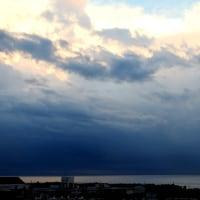 早くも梅雨入りか 宮古島は不穏の空か 北朝鮮やめてくれ