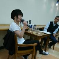 ブレイディみかこ × 野田努  「UKは壊れたようで壊れていない――愛と幻想の雑談」  に行きました!