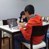 矢部太郎とちとせの台東ベースの撮影写真