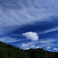 大塚山の「すじ雲」