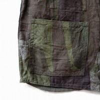 Nigel Cabourn Work Wear Vest  /  Reversible Pants