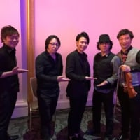 林部智史君のディナーショーが続きました。