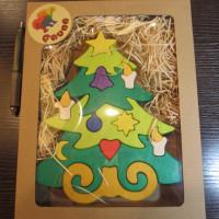 ♪♪ ちょっと大きいクリスマスツリーパズル...