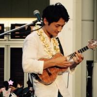 名渡山遼くん たまプラーザ  山野楽器インストアライブ&たまビアライブ〜2016.8.11〜