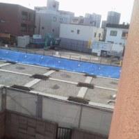 2017/6/21(水) 夏至 午前7時過ぎ札幌の空模様
