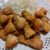 【食】ショウサイフグの唐揚げ