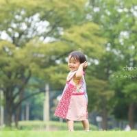 指定の場所で一時間かけて家族写真やペットの写真を撮影してくれるCHOCO PHOTO