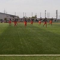 試合開始 2016アルビレックス新潟レディースU-15 北信越予選第2戦