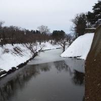 冬の会津若松