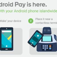 Android Payが、香港で始まった!