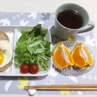 「タカキベーカリー」の玄米マフィンで朝ごはん