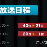12月11日(日)テレビ出演情報。17時~「シブヤノオト紅白SP」出演:柏木、横山、宮脇など