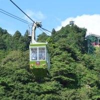 ケーブル・ロープウエー・バスで摩耶山・六甲山お手軽縦走?