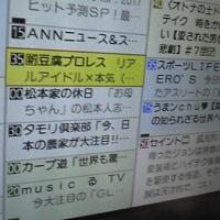 明日からの「豆腐プロレス」、広島は放送アリ