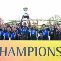 タイの国際試合 日本代表優勝決定戦へ