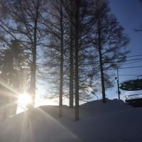 樹氷がきれいです?❣️