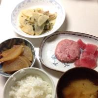 本日(10/21)の夕定食でございます🤗