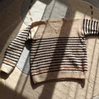今冬の編物 作品1