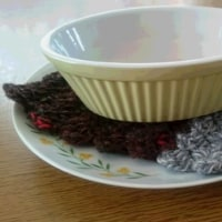 グラタン皿マット