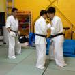 大会稽古初日、正道北海道チャンピオン指導Day