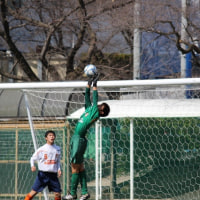 東京都U-18サッカーリーグT2 第2節 vs東海大学付属高輪台高等学校