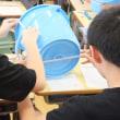 昨日は、小学校算数授業を参観でした。