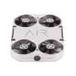 5%off-AirSelfie E03 WiFi FPV 5MP HD カメラ セルフィー ドローン RC クアッドコプター(パワーバンク付き)