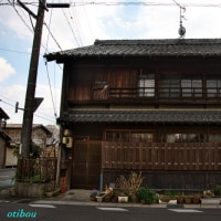 神戸宿@旧伊勢街道