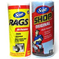 Scott SHOP TOWELS ORIGINAL & RAGS